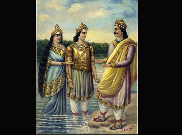 Shantanu and Devapi