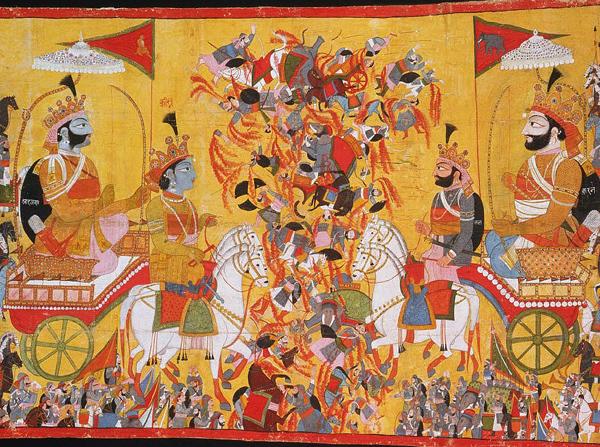 The legend of Kurukshetra