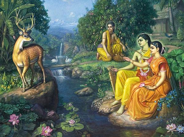 Sita\'s Golden Blouse