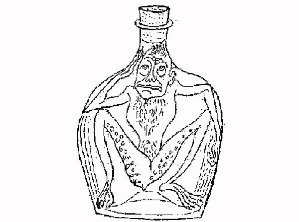 Devchar in a bottle